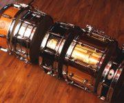 Estudio Afro – El Estudio – tambores